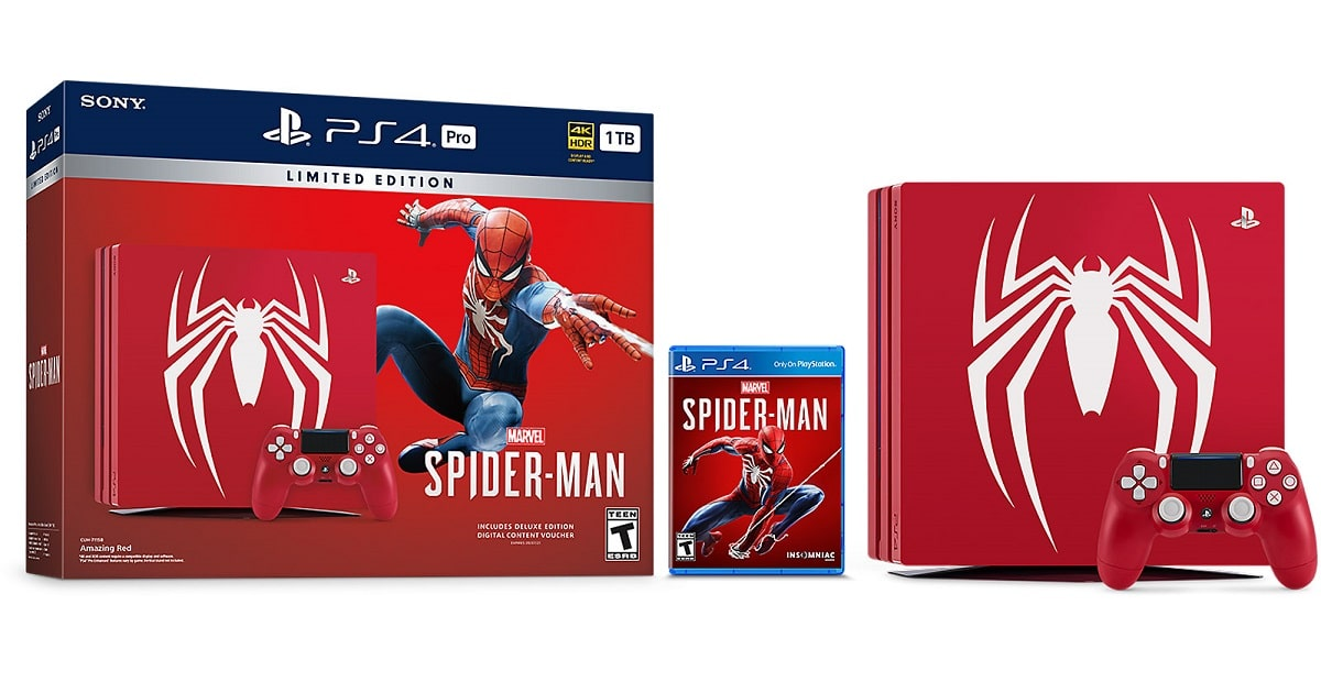 win a limited edition ps4 pro pack
