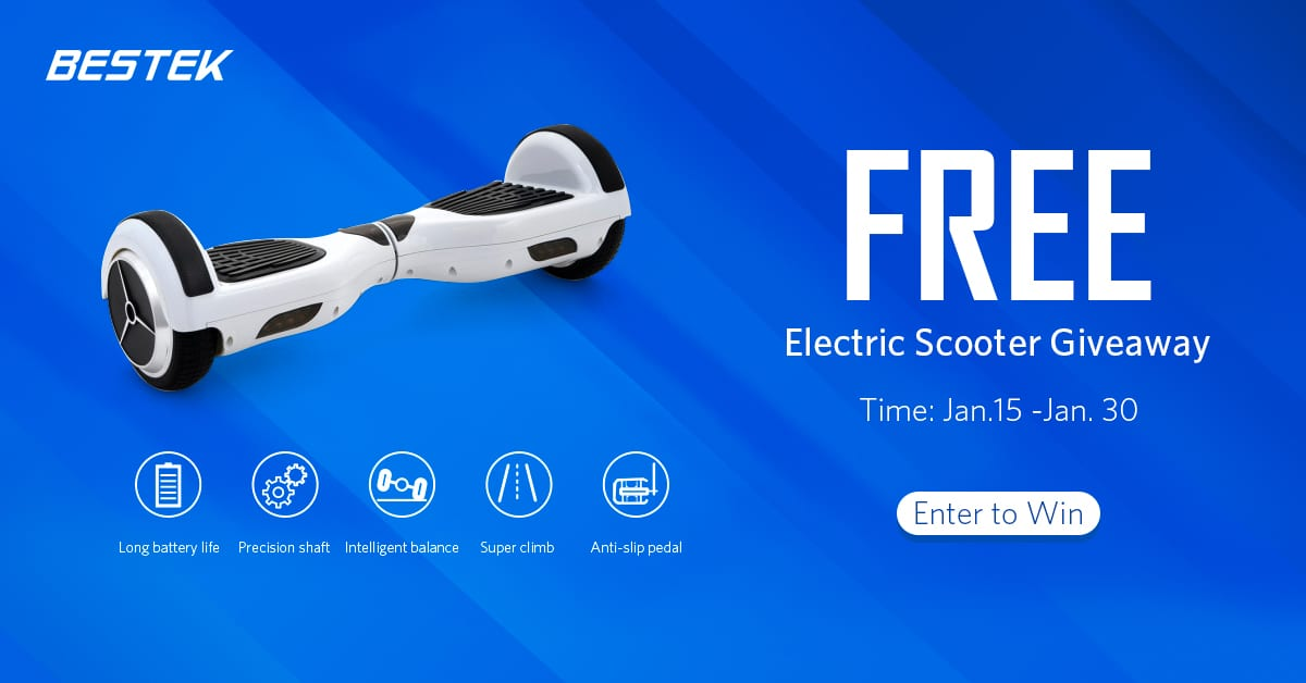 win electric scooter