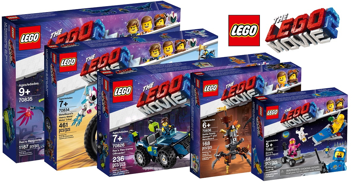 win lego movie prize pack