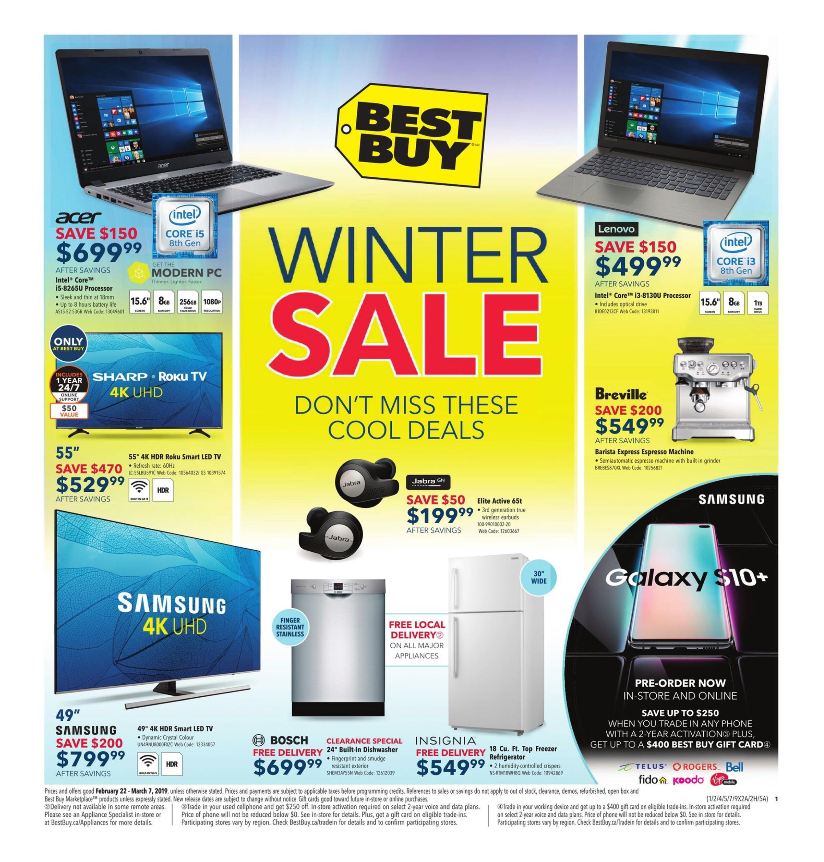 BestBuy Flyer Winter Sale 001
