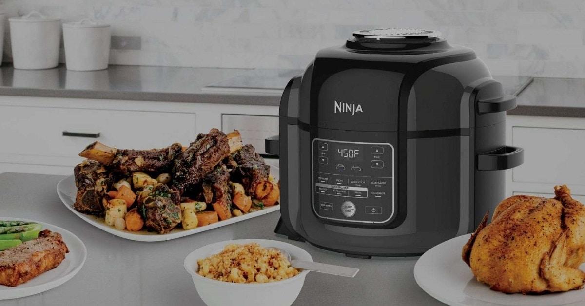 win ninja foodi multicooker