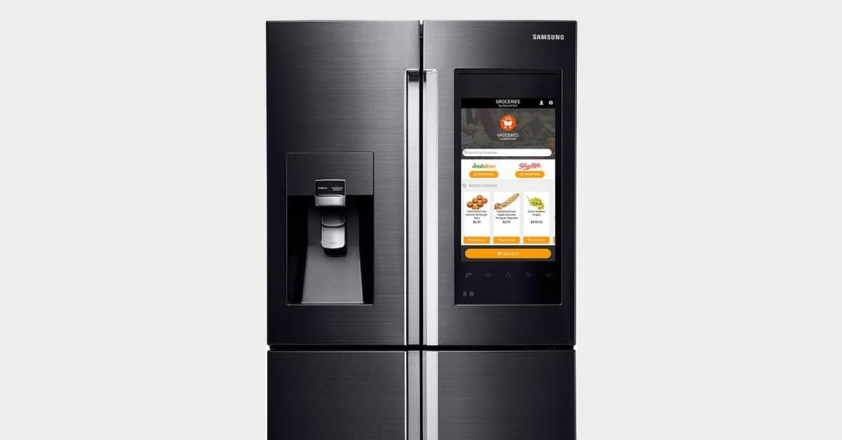win samsung family hub smart fridge