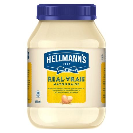 hellmans real mayonnaise 890ml