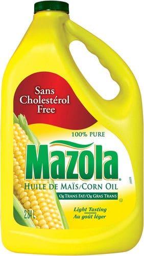 mazola corn oil 2.8l 1