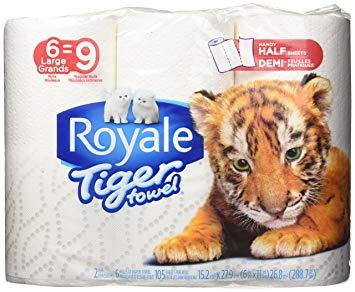 royale tiger 6 9