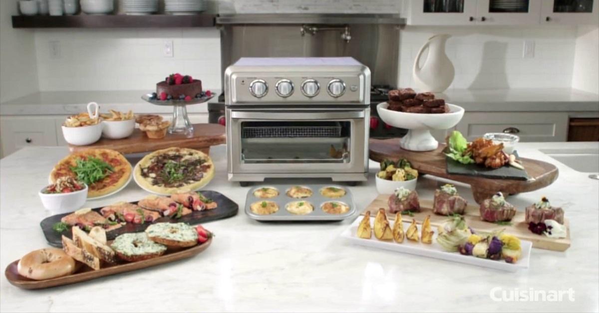 win cuisinart air fryer oven