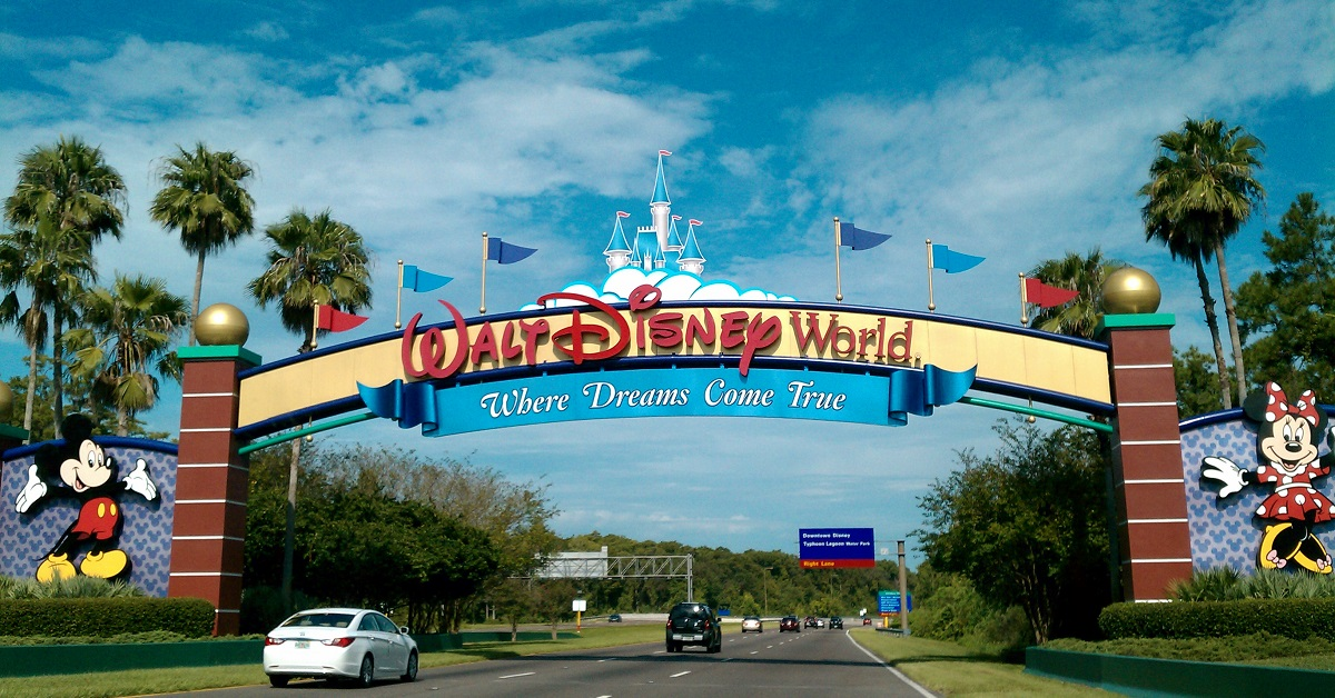 win trip for 4 to walt disney world resort
