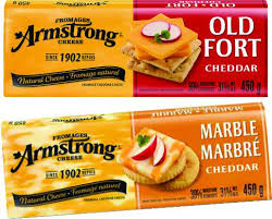 armstrong cheese bars 450g