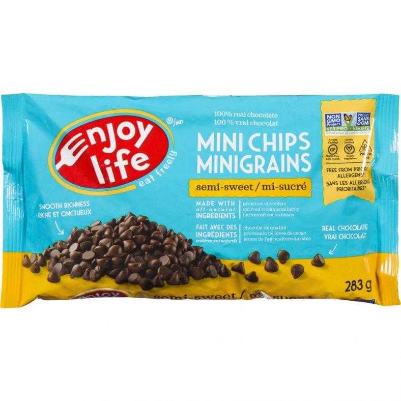 enjoy life chocolate mini chips