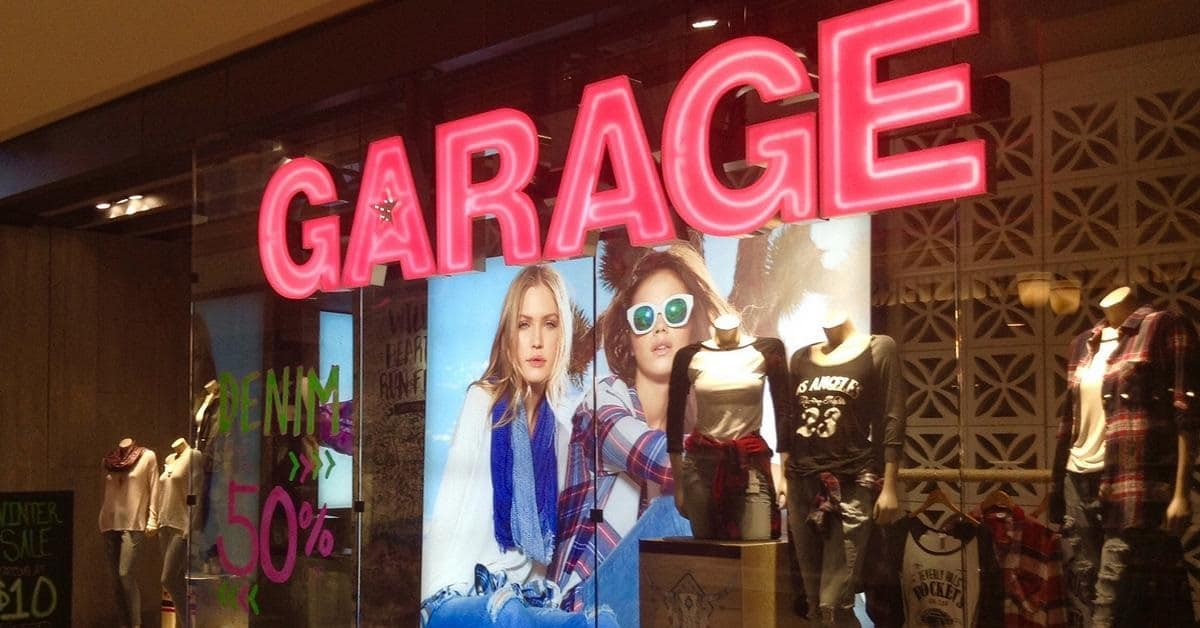 garage clothing gift card to win