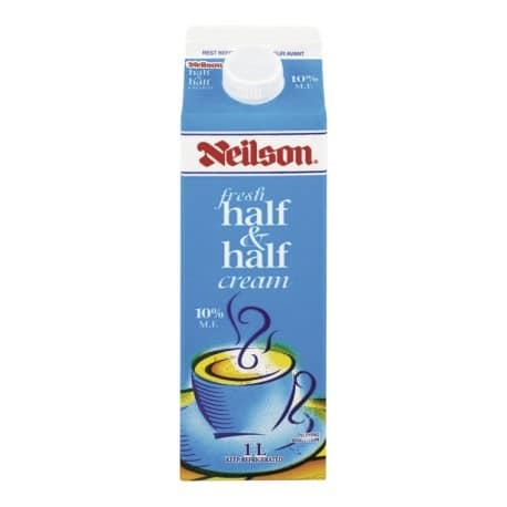 neilson half half cream 1l