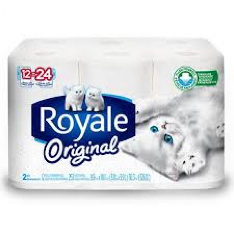 royale original bathroom tissue