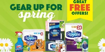 royale spring cleaning offers