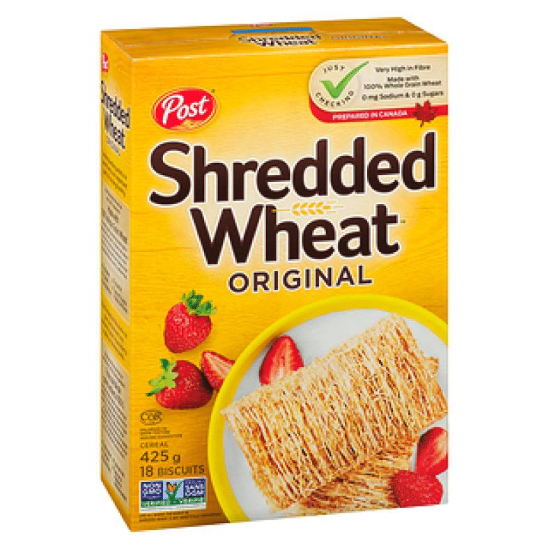 shredded wheat original