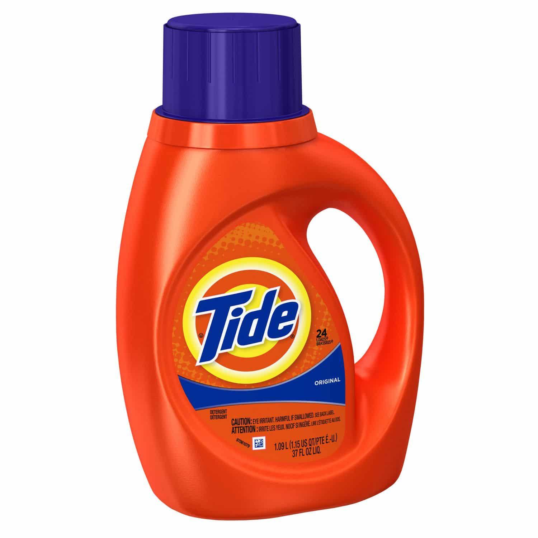 tide liquid detergent 1.09l
