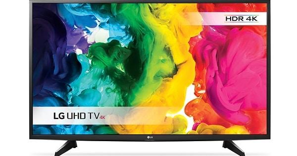 win 4K HD TV LG