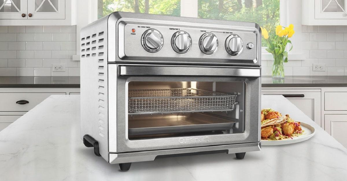 win cuisinart oven toaster air fryer