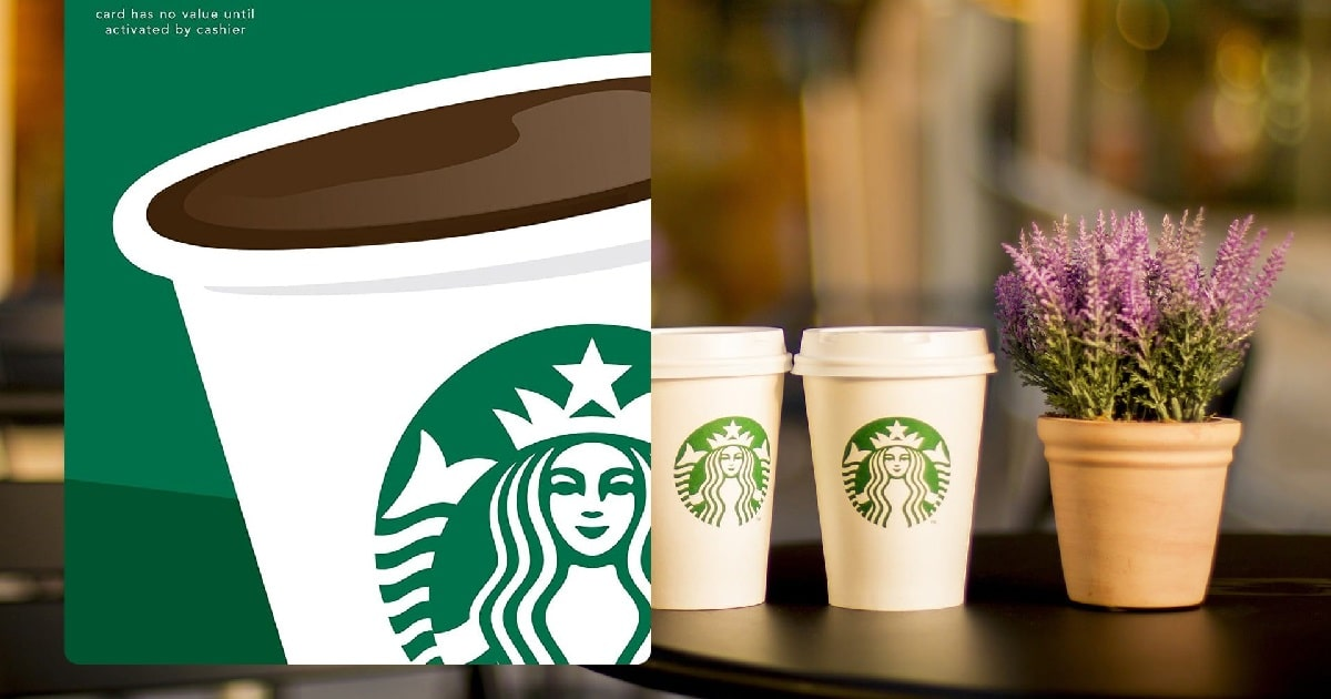 win starbucks gift card
