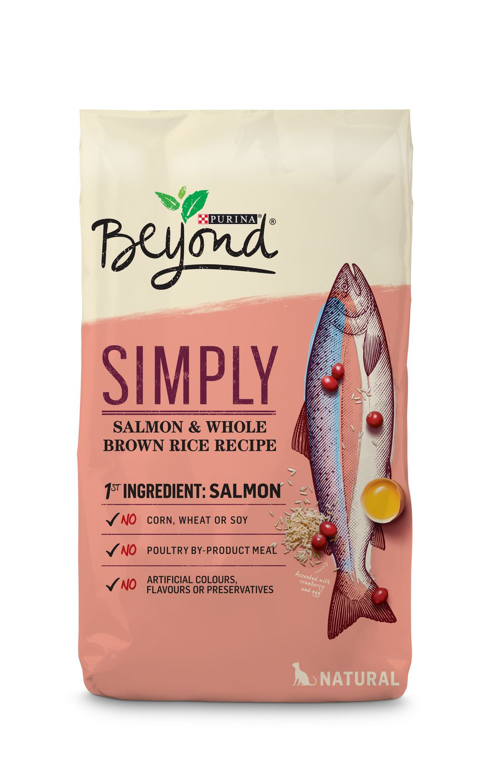 beyond purina dry cat food 1.36