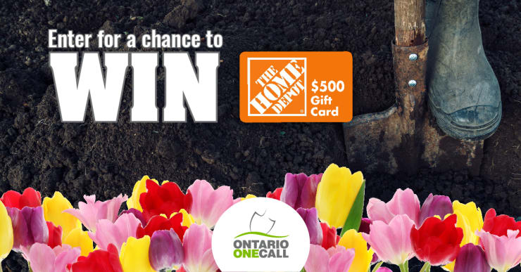 home depot gift card to win