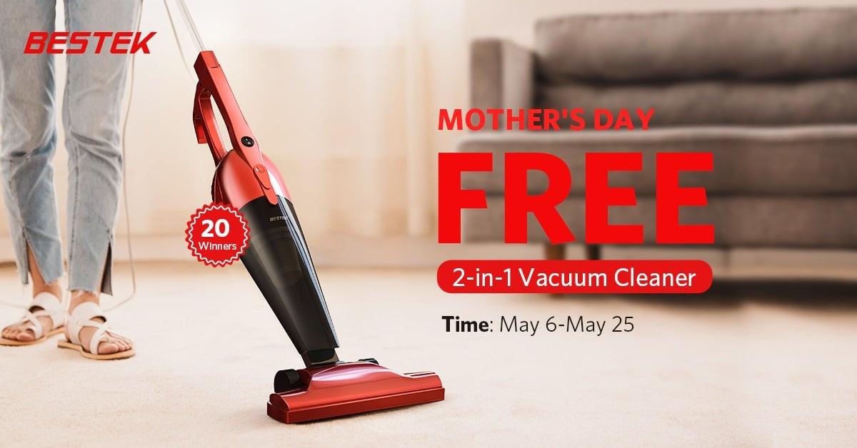 win 20 vacuum cleaners