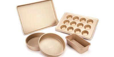 win oxo good grips nonstick pro 5 piece bakeware set