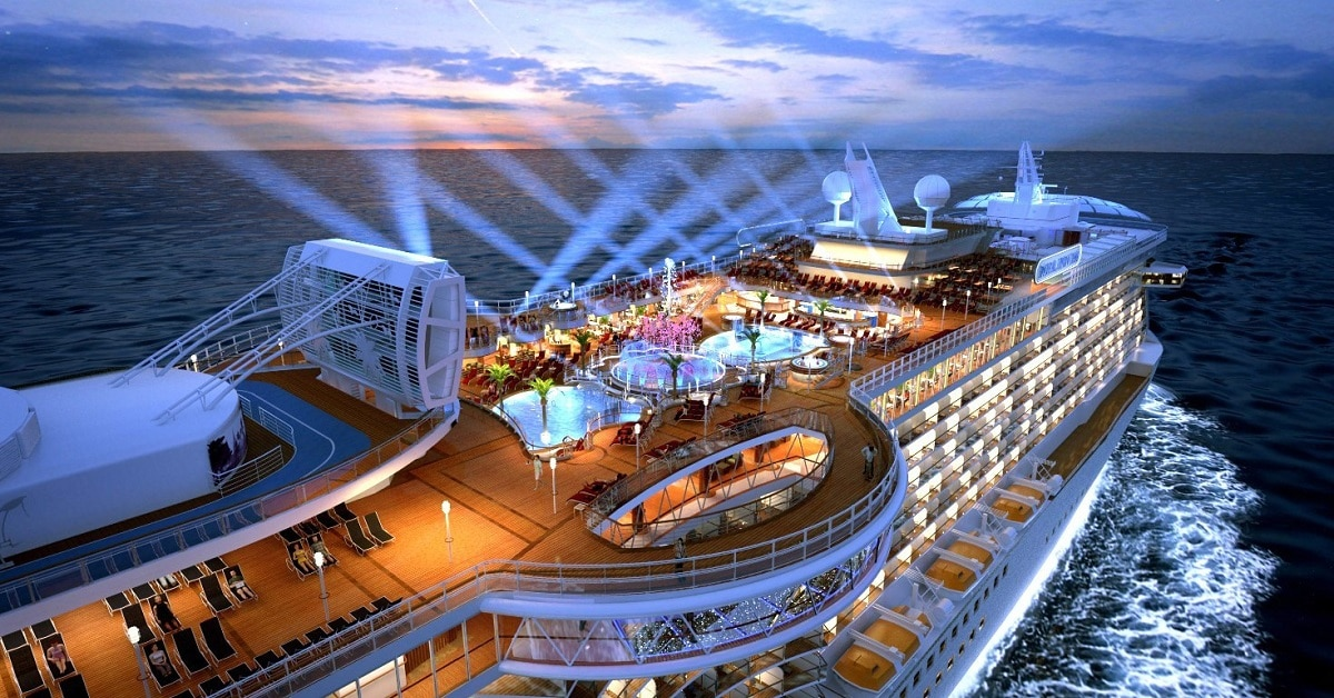 win princess cruises cruise for 2 hudsons bay