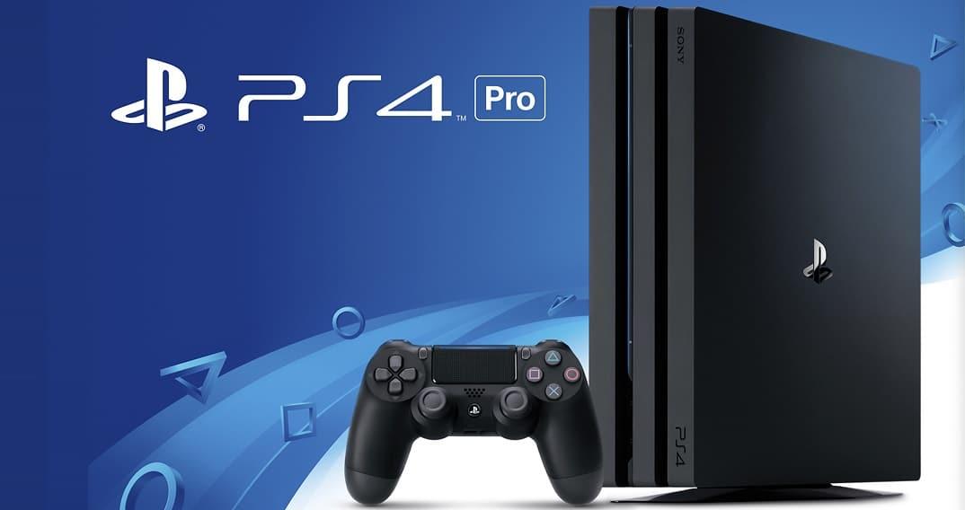 win ps4 pro console