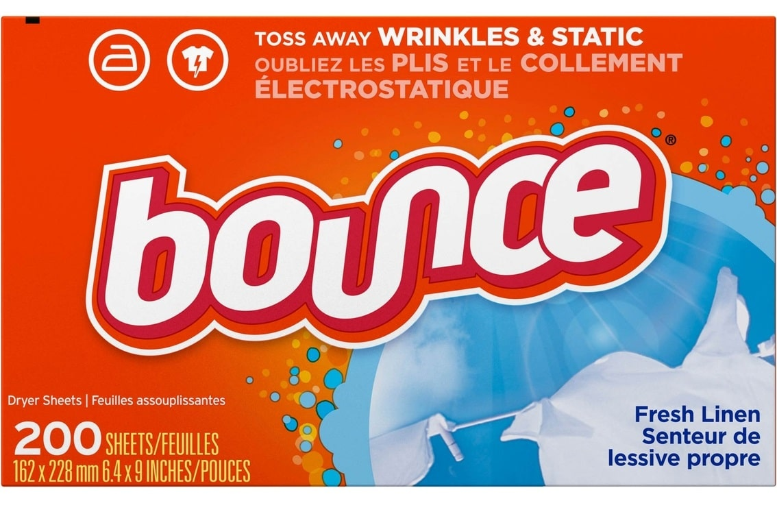 Bounce Dryer Sheets 200 pk