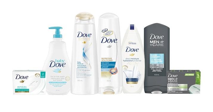 dove free customized