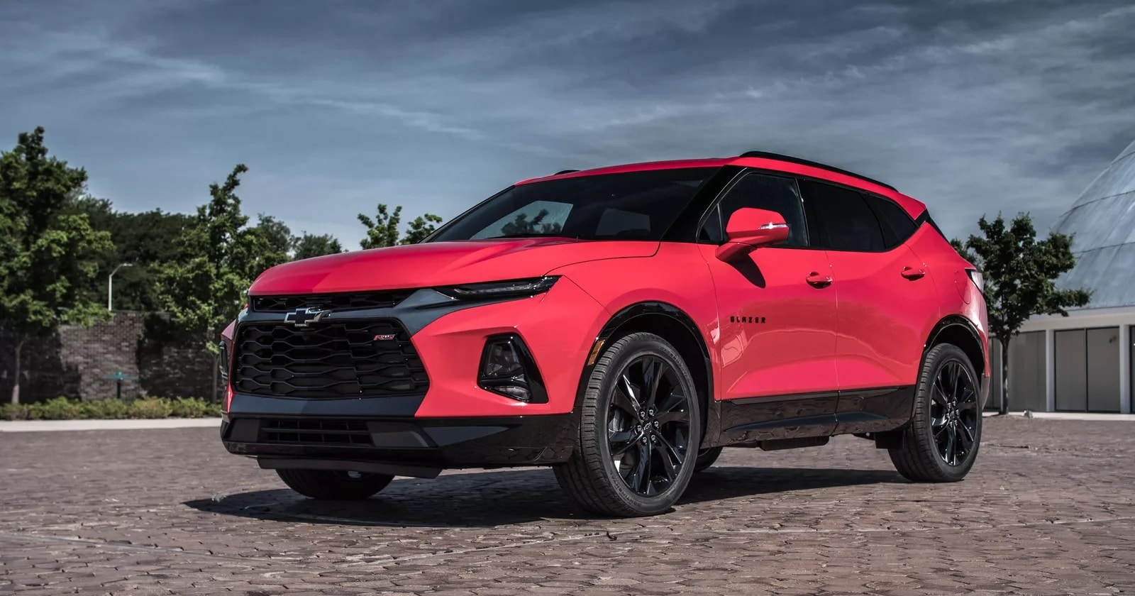 WIN 2019 Chevrolet Blazer RS