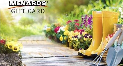 win menards gift card