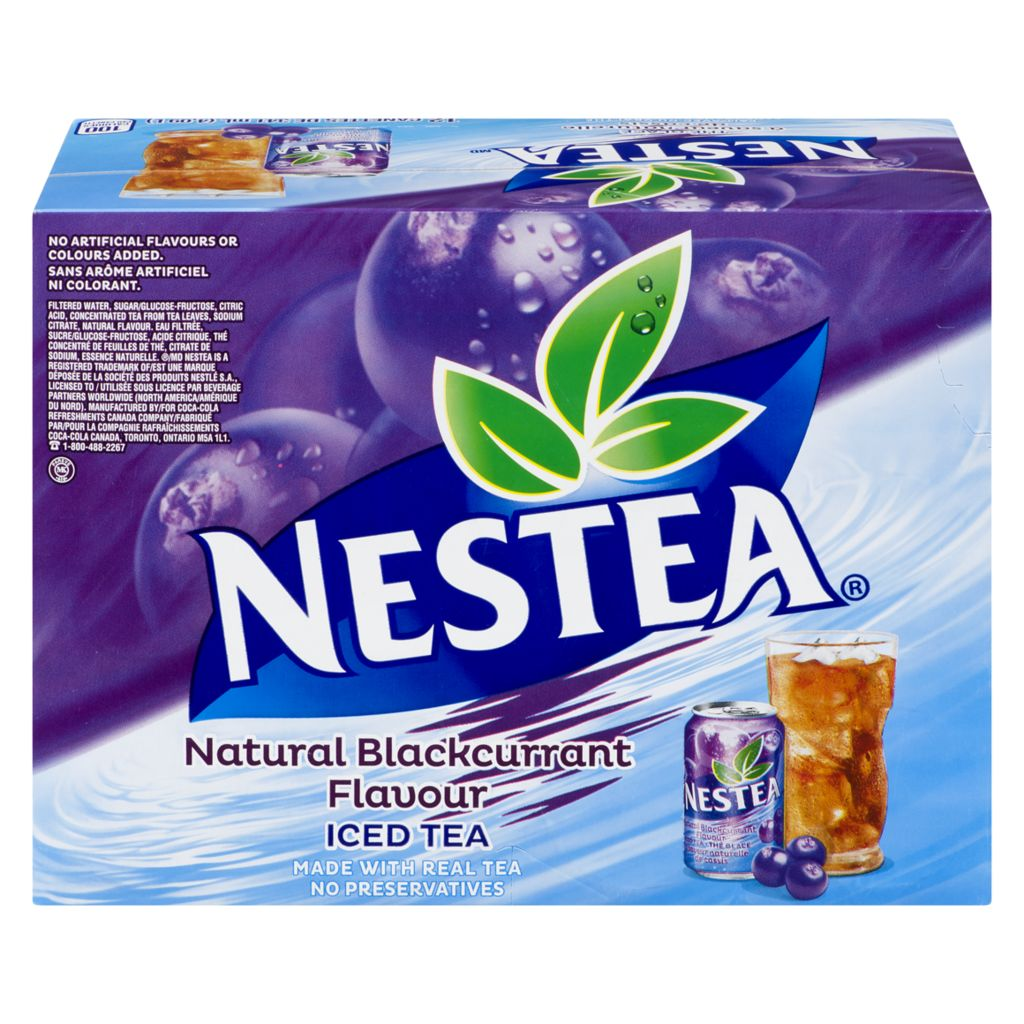Nestea Iced Tea Case