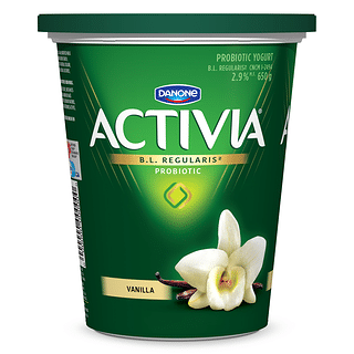 activia probiotic yogurt 650g tub