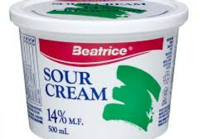 beatrice sour cream 500 ml