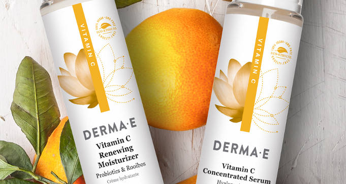 derma e vitamin c moisturizer free review