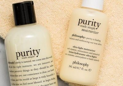 free samples philosophy purity samples