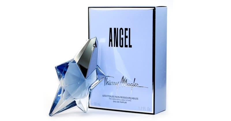 free samples thierry mugler angel perfume