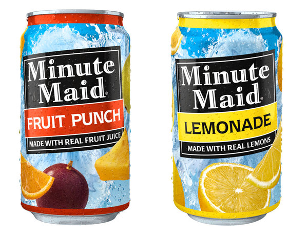 minute maid punch