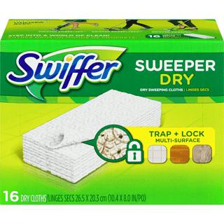 swiffer sweeper dry refills