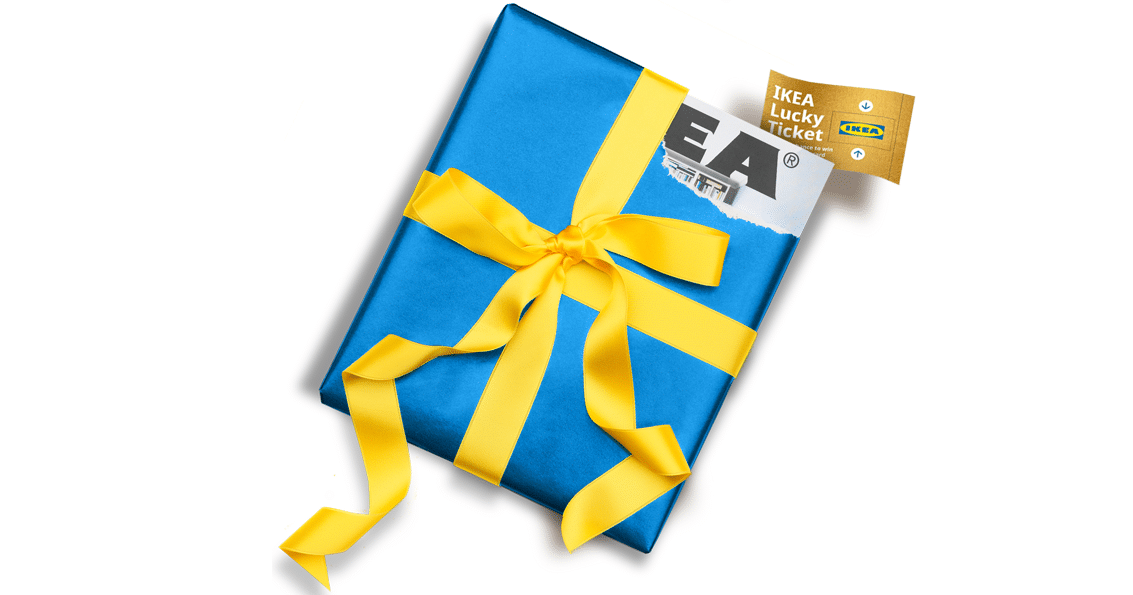 Whatsapp Ikea Gift Card