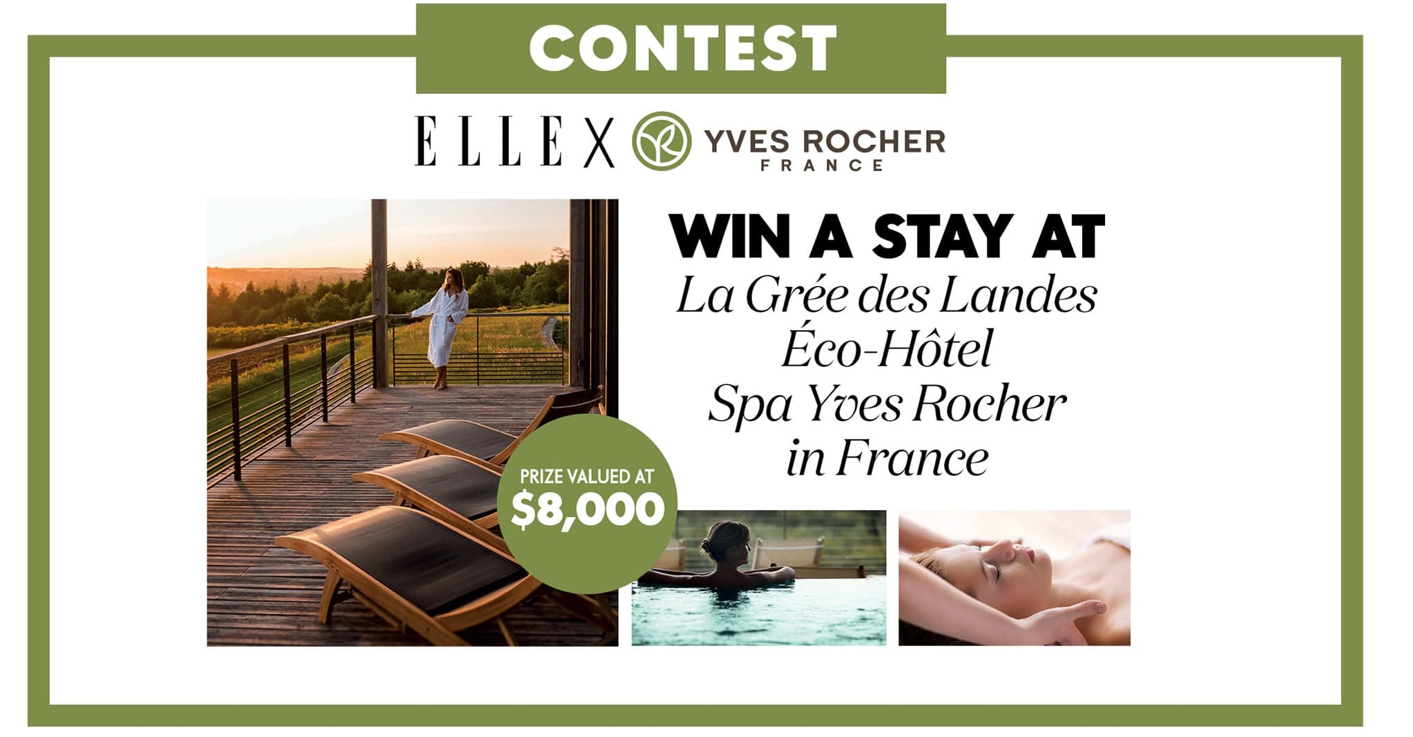 win trip france elle yves rocher