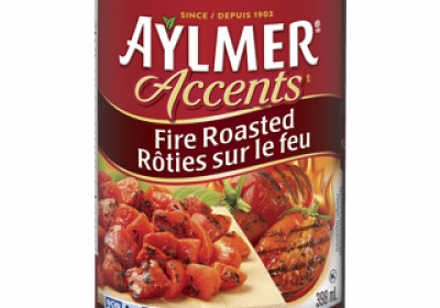 aylmer accents diced tomatoes 398ml