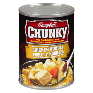 campbells chunky soup 540ml