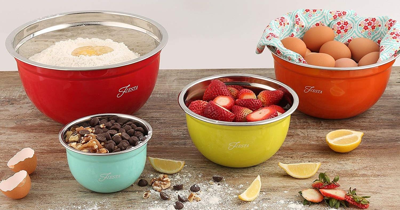 win fiesta 8 pc mixing bowl set