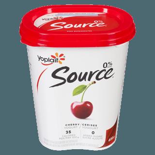 yoplait source yogurt 650ml