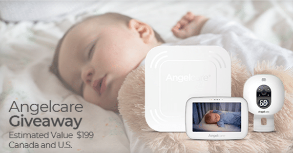 WIN an angelcare baby monitor
