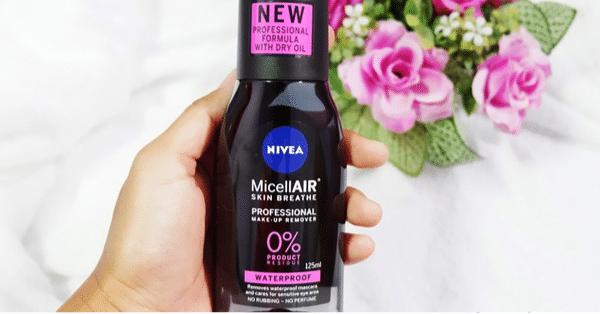 WIN nivea micellar water