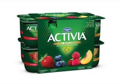 danone activia 12 pack