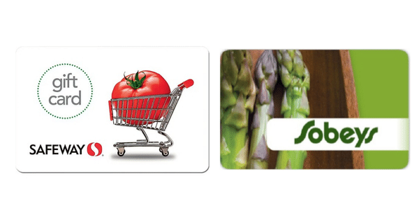 win sobeys safeway gift cards
